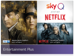 sky entertainment plus paket netflix